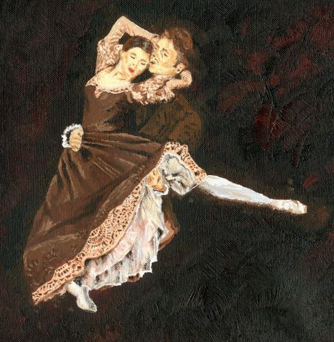 Dancers - Onegin'
